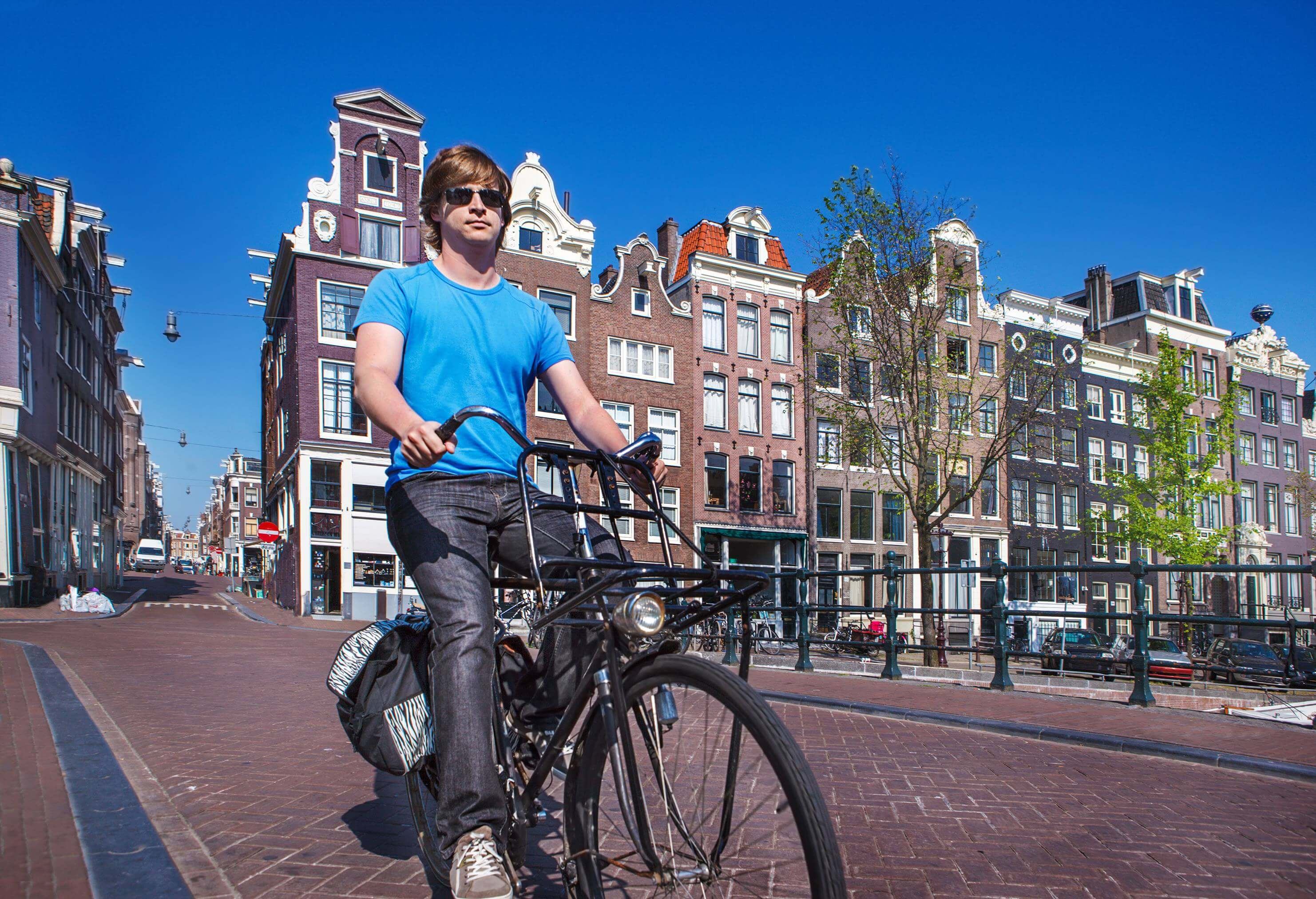 Slider Image -  bike tour Netherlands